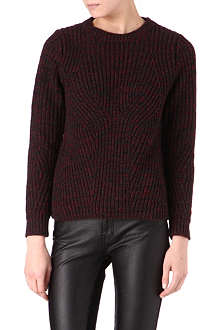 MAJE Knitted jumper