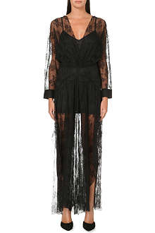 MAJE Gabriela lace dress