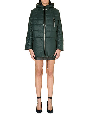 MAJE Quilted coat