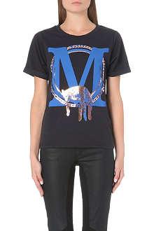 MAJE M-print t-shirt