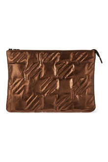 MAJE Leather pouch