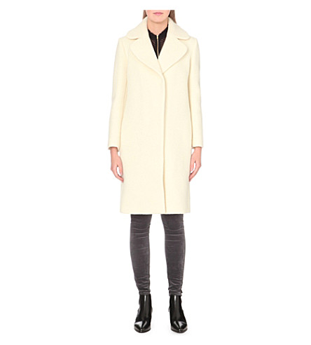 MAJE - Gymon wool coat | Selfridges.com