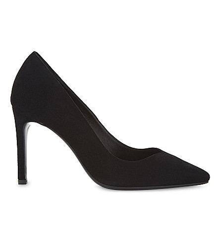 MAJE FLORE high-heeled court shoes (Black+210