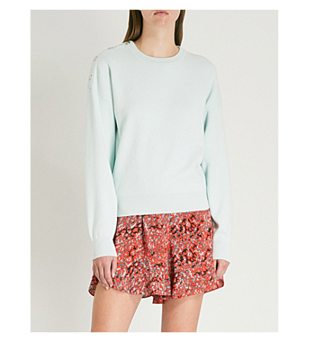 Marlina knitted sweatshirt