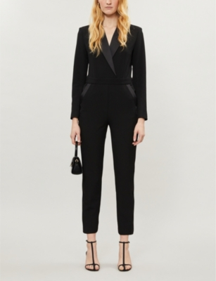 Pacome straight-leg gabardine jumpsuit