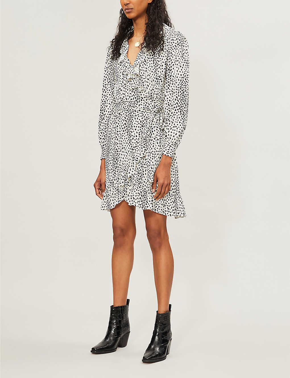 Rosana woven dress(8123410)