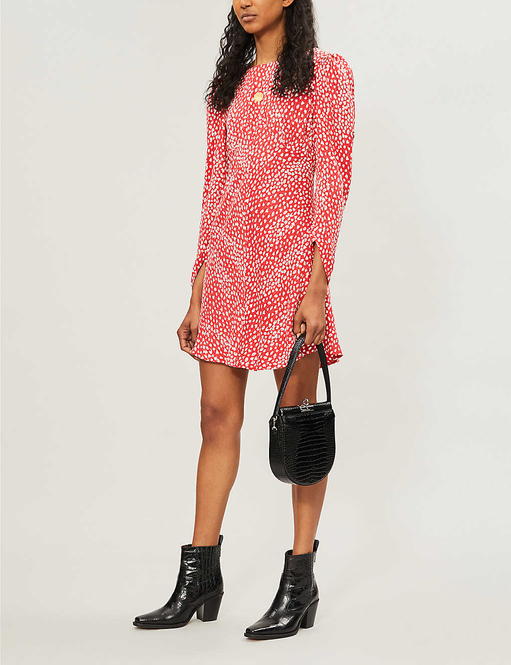Romie crepe dress(8123566)