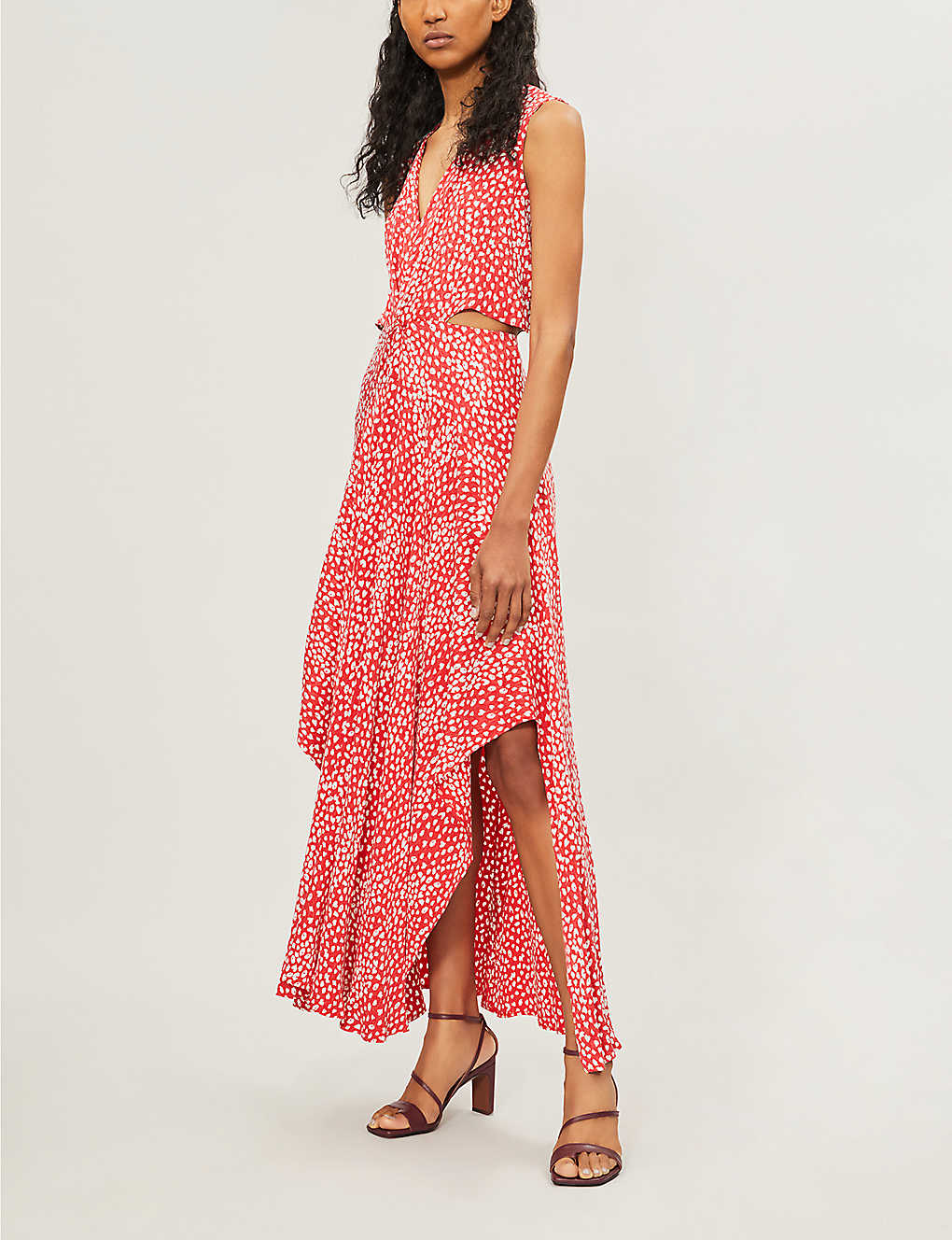 Renila woven dress(8123494)