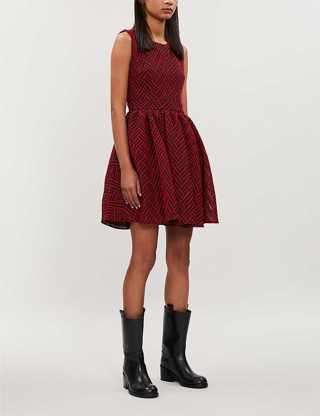 Reali brocade dress(8505652)