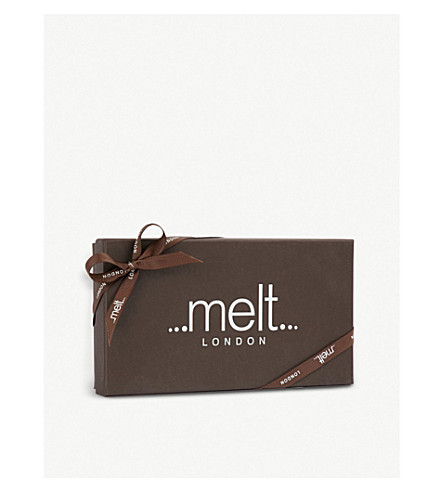 MELT Assorted fresh chocolate box of 18