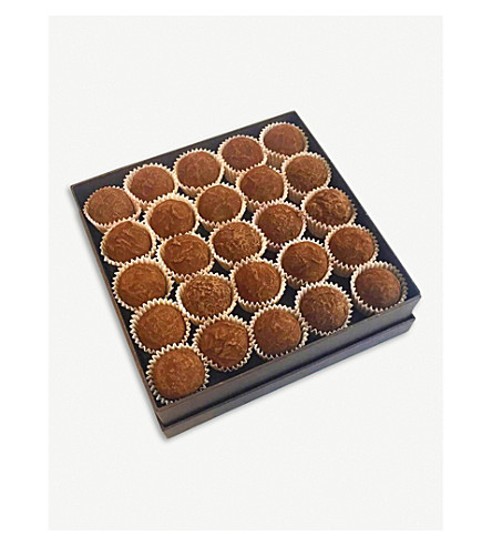 MELT Sea salted caramel bonbon gift set box of 25