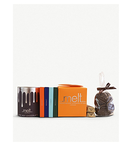 MELT Dark chocolate hamper