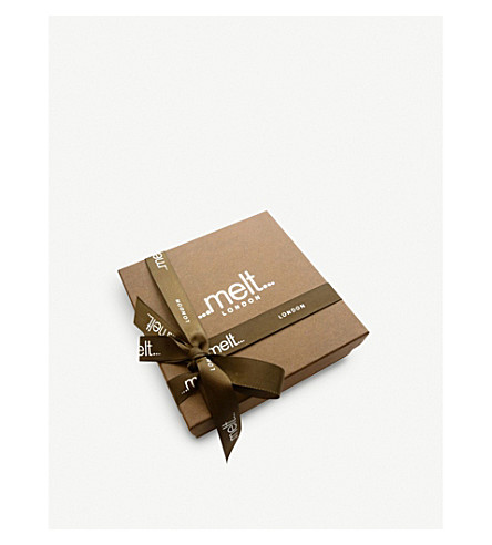 MELT Notting Hill sea-salted caramel bonbon chocolate box of 25