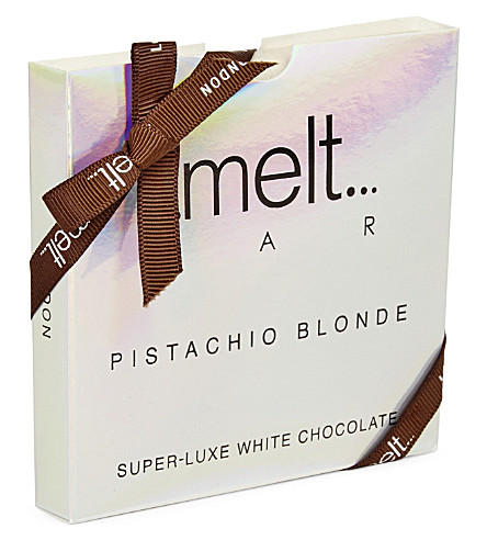 MELT Pistachio Blonde chocolate bar 90g