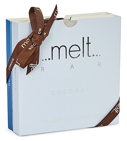 MELT Coconut and Sea Selt chocolate bar set 180g