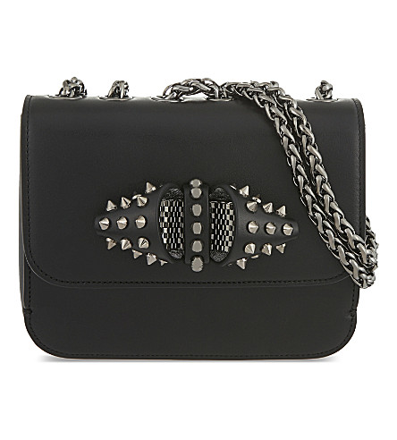 CHRISTIAN LOUBOUTIN Sweet Charity Baby (Black/gun+metal