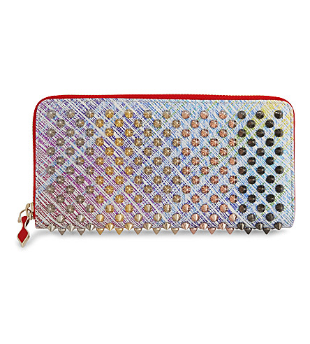 CHRISTIAN LOUBOUTIN Panettone wallet nv sue (Multi/multi+metal