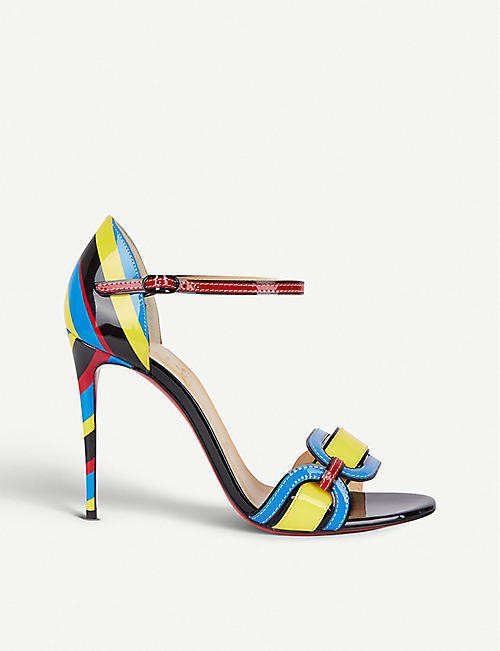 CHRISTIAN LOUBOUTIN - Peep toes - Heels - Shoes - Womens ... d65c10c428