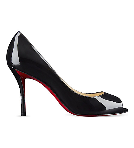 CHRISTIAN LOUBOUTIN You You App 85 patent (Black