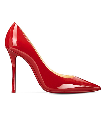 CHRISTIAN LOUBOUTIN Decoltish 100 patent (Flamenco