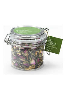 THE REAL FLOWER COMPANY Jasmine rosebud blend loose tea