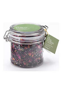 THE REAL FLOWER COMPANY Lavender Rose blend loose tea 100g