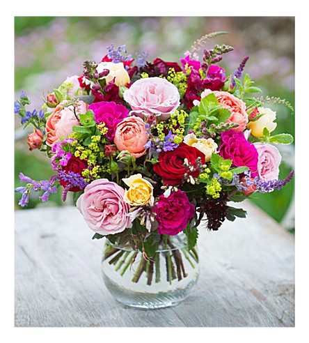 THE REAL FLOWER COMPANY One Love bouquet