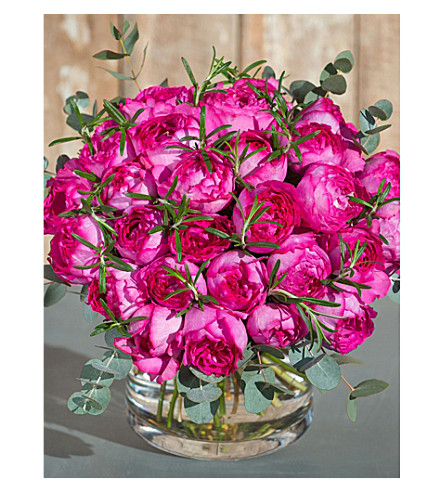 THE REAL FLOWER COMPANY Simply Yves Piaget bouquet