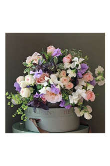 THE REAL FLOWER COMPANY Summer Sorbet luxury bouquet