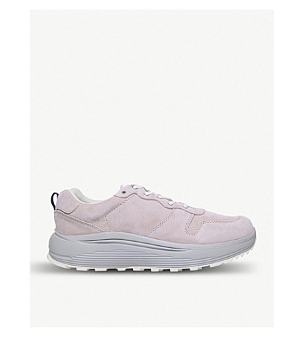 EYTYS Jet Combo leather trainers (Pale+pink