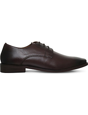 KG KURT GEIGER Zac leather Derby shoes