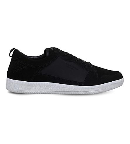 KG KURT GEIGER Younge suede sneakers (Black