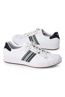 PAUL SMITH Textured rabbit trainers