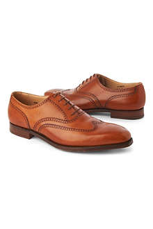 CROCKETT & JONES Drummond Derby shoes