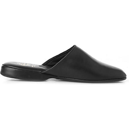 CHURCH Arran F mule slippers (Black
