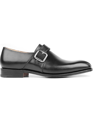 CHURCH Westbury G monk shoes