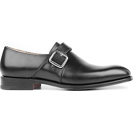 CHURCH Westbury G monk shoes (Black