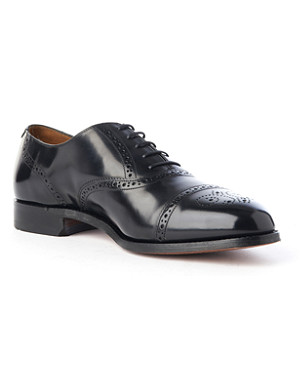 BARKER Alfred G brogues