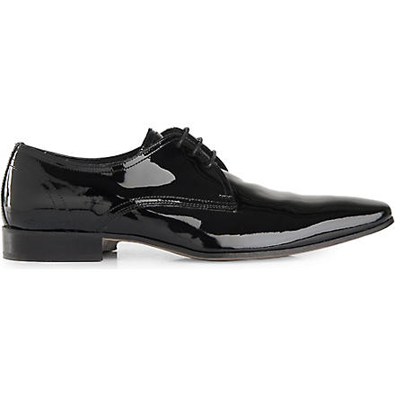 KG BY KURT GEIGER Anton Derby shoes (Black
