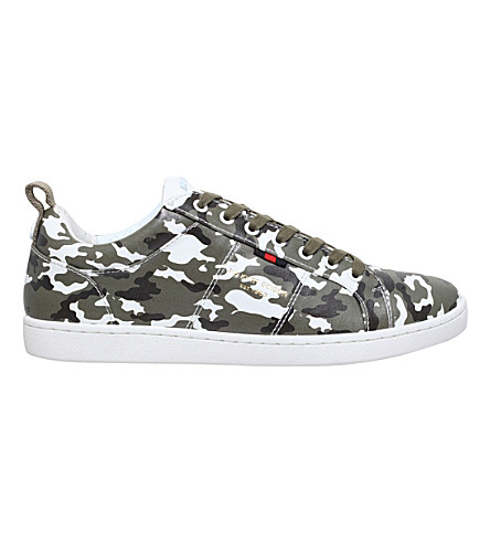 KG KURT GEIGER Earl camoulflage sneakers (Mult/other