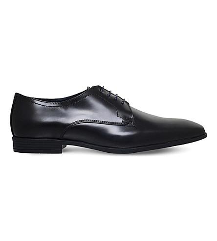 KG KURT GEIGER Kenneth leather shoes (Black