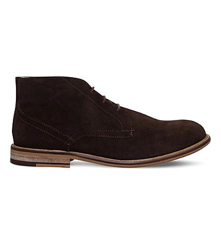 KG KURT GEIGER Hayle desert boots (Brown