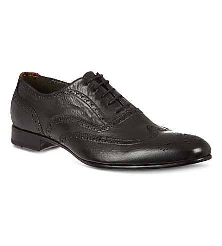 PAUL SMITH Miller brogues (Black