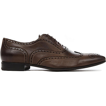 PAUL SMITH Miller brogues (Brown