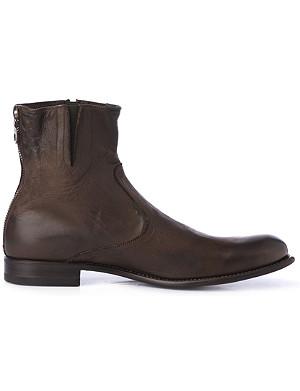 PAUL SMITH Re York zip boots