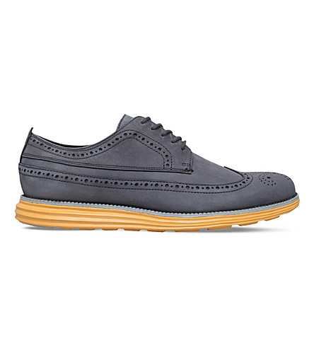 COLE HAAN ØriginalGrand suede Derbys (Grey