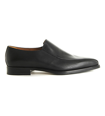 STEMAR Cremona monk shoes (Black