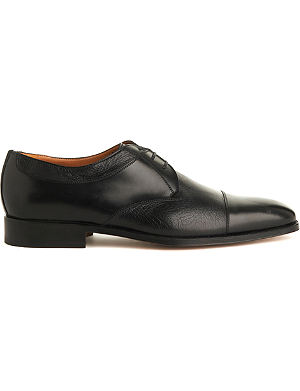 STEMAR Toecap Derby shoes
