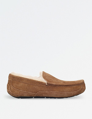 UGG Ascot slipper shoes