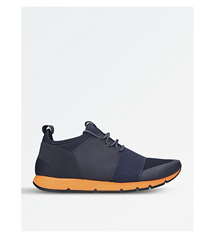 KURT GEIGER LONDON Charlie trainers (Navy